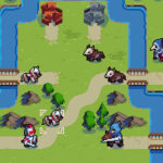 Wargroove gameplay