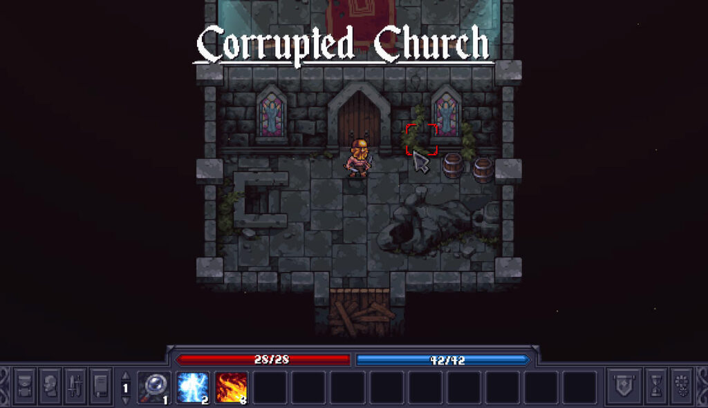Stoneshard pc turn-based game