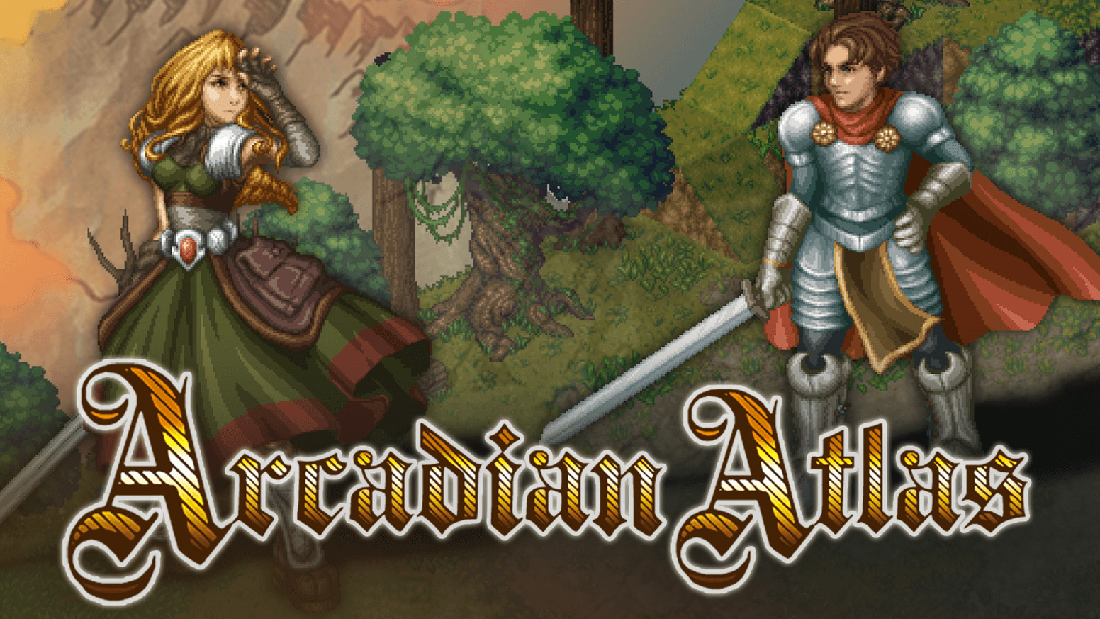 Arcadian Atlas - Pc Turn-based Game