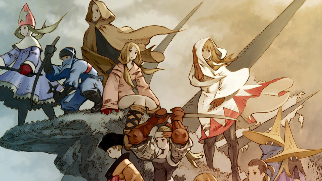 4 games like Final Fantasy Tactics * Updated | Turn Based Lovers