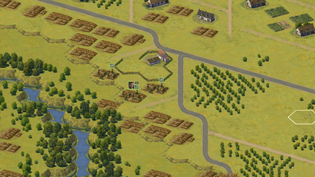 Burden of Command Turn-based Pc Game