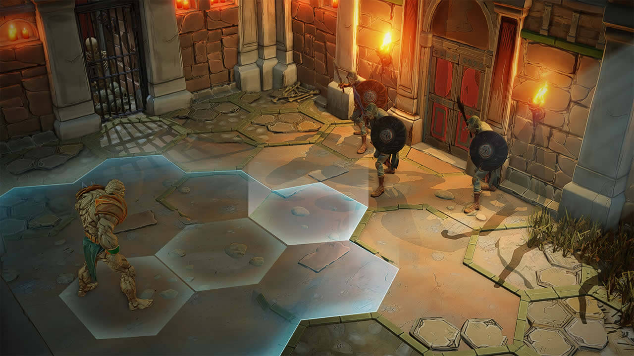 Gloomhaven Turn-based Rpg