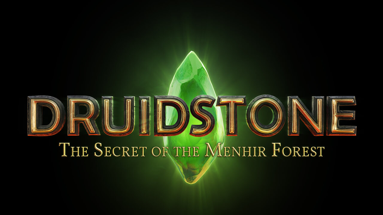 Druidstone:The secret of the Menhir forest
