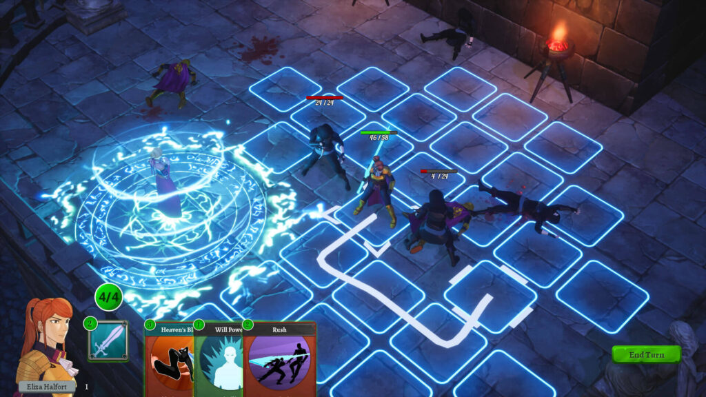 Grand Guilds - Pc Turn-based Tactical Rpg