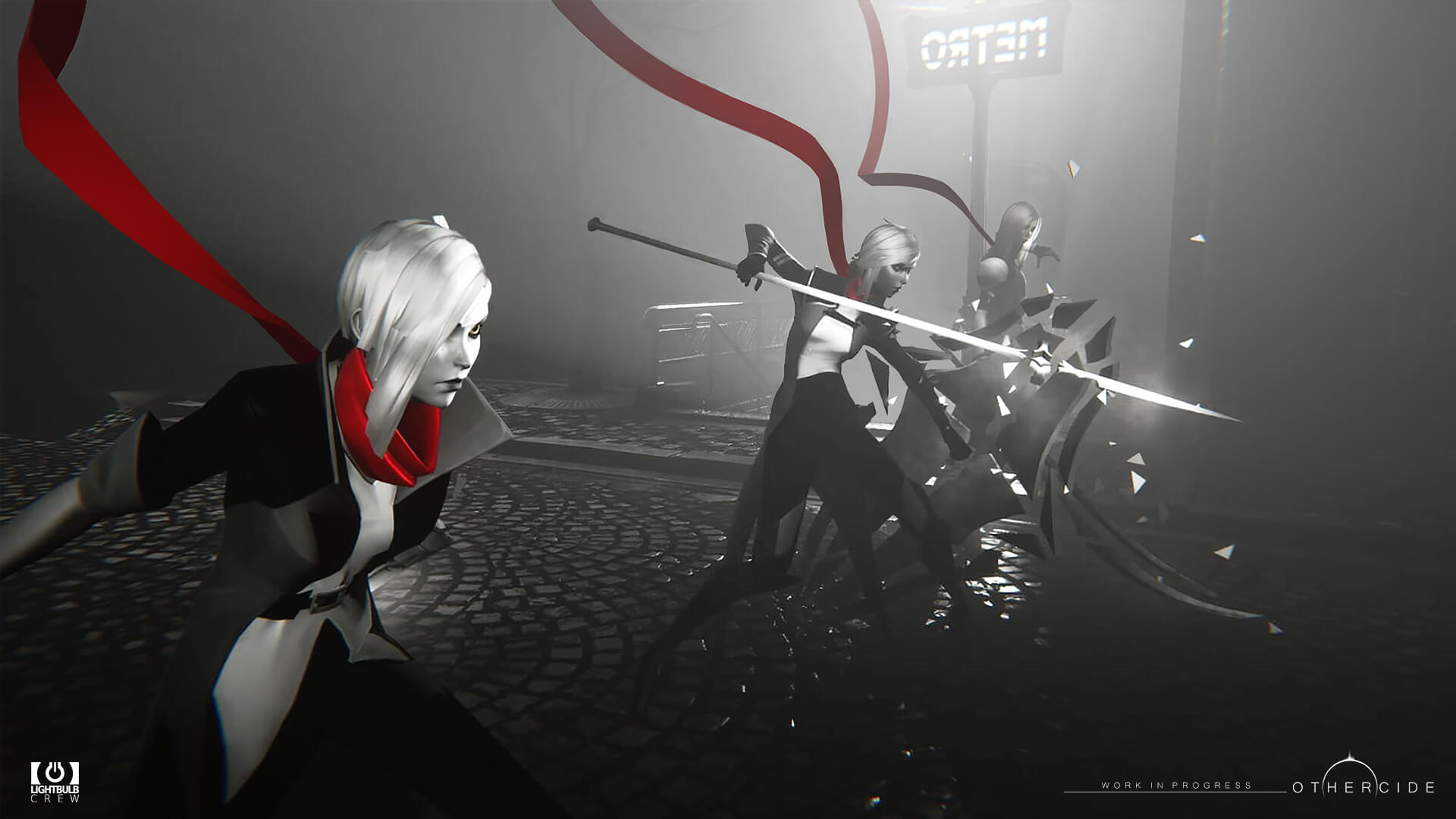 Othercide - Turn-based tactical game