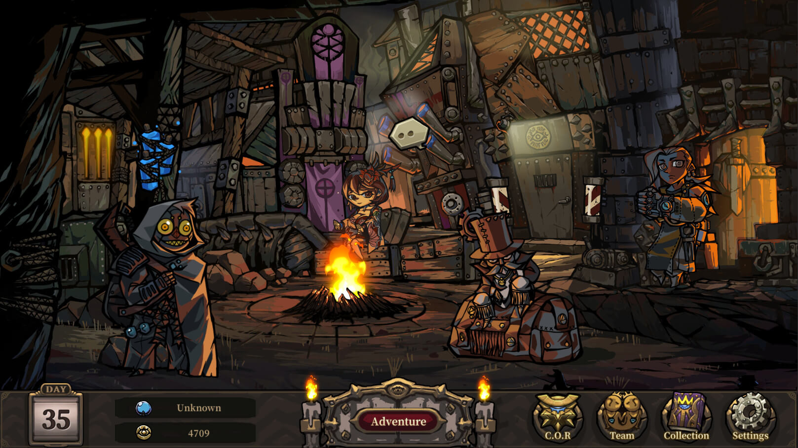 Mad Crown Review