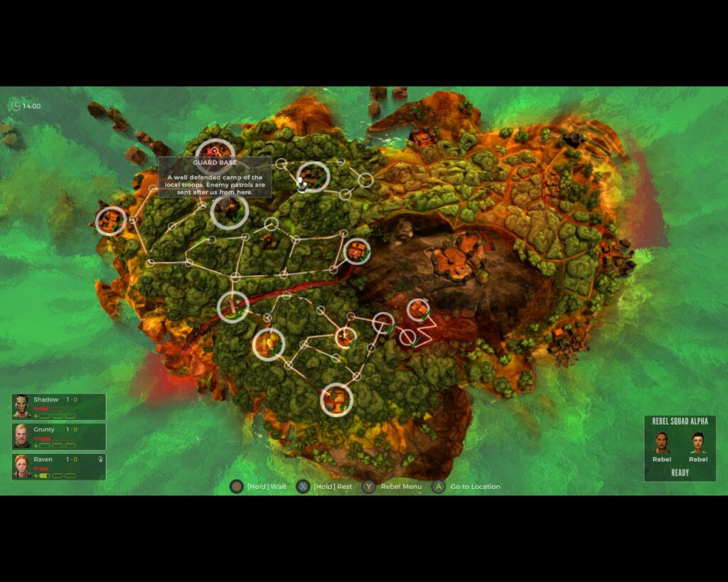 Jagged Alliance: Rage Review