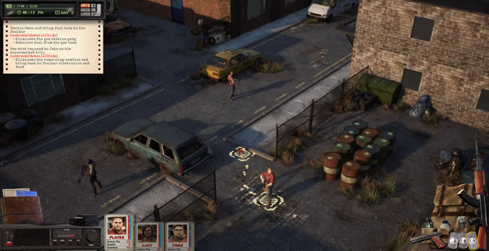 Urban Strife Turn-based