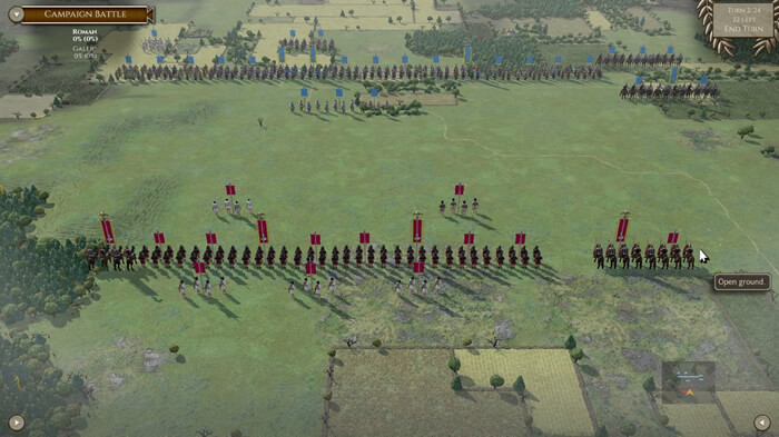Field of Glory Empires battles