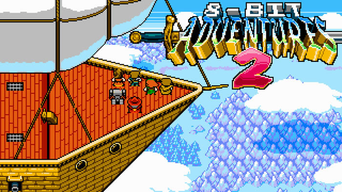 8-bit Adventures 2 Overview