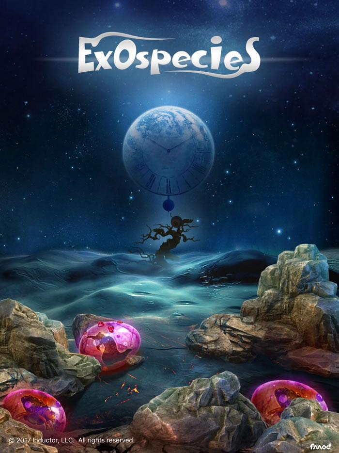 Exospecies iOS