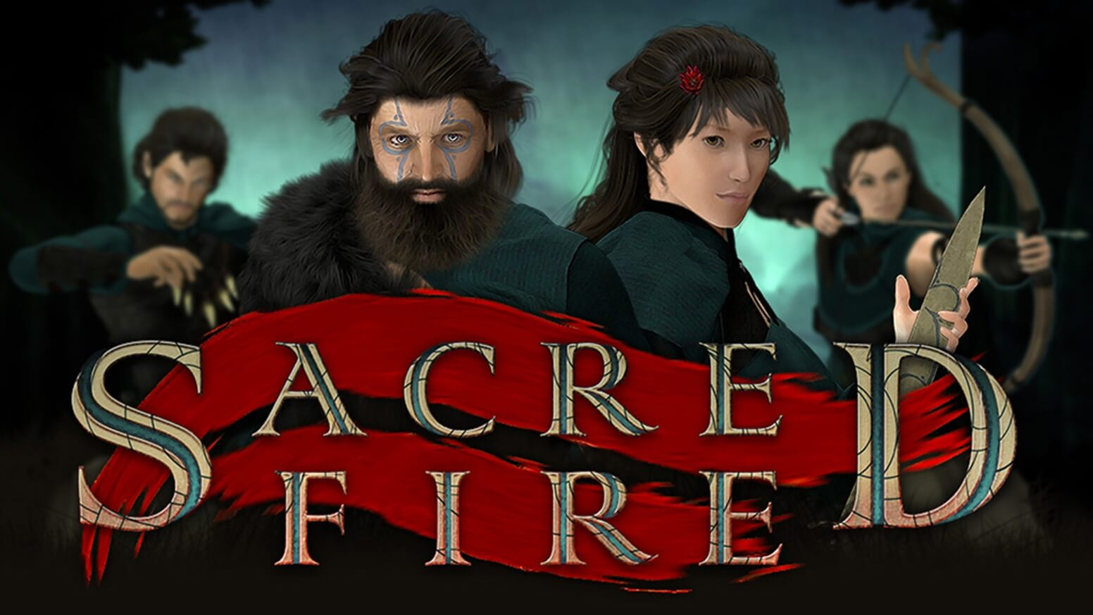 Sacred Fire - Narrative RPG