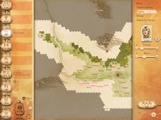 Six Ages: Ride Like the Wind pc game