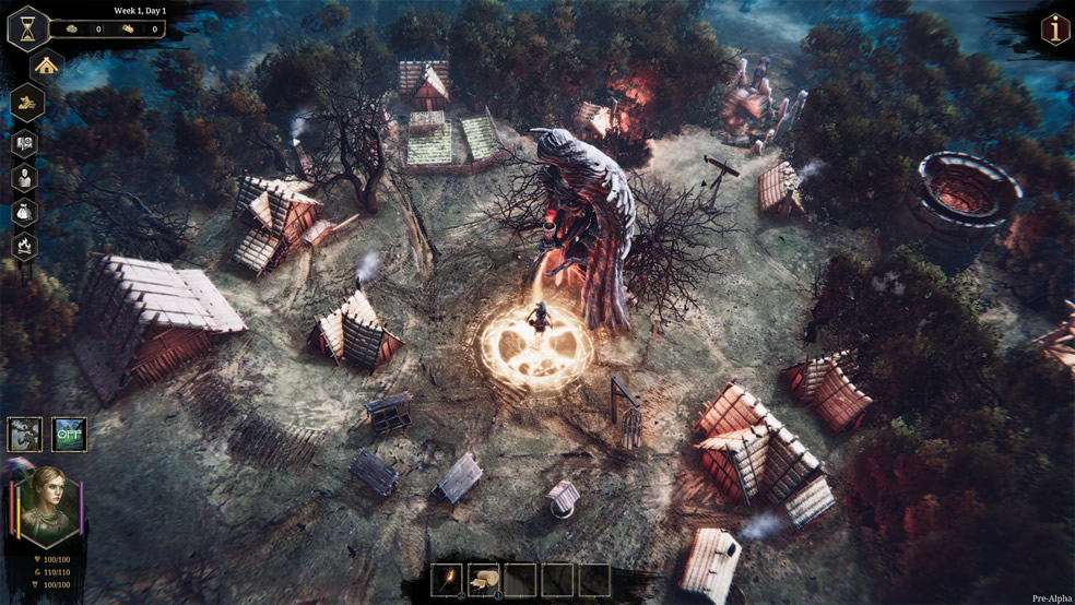 Tainted Grail Pc Rpg