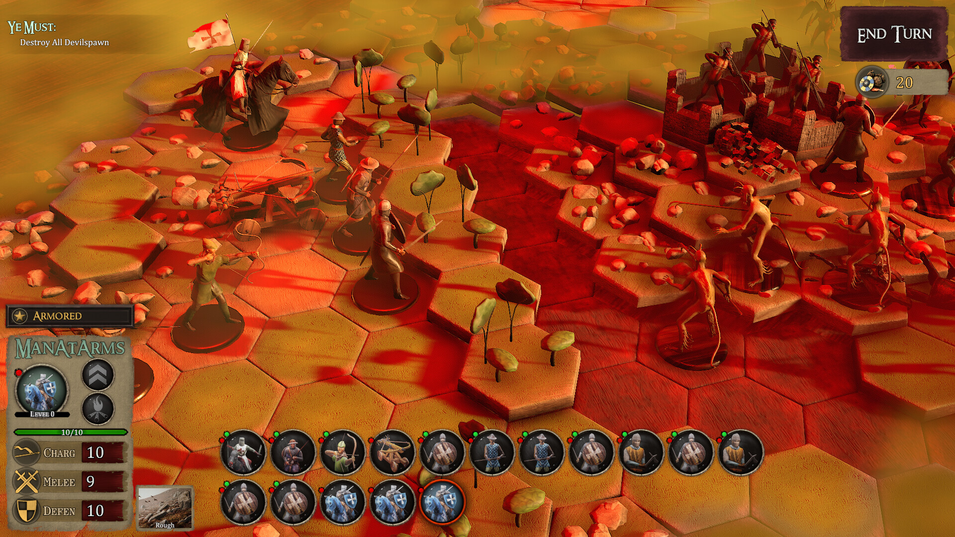 To Battle! Hell's Crusade