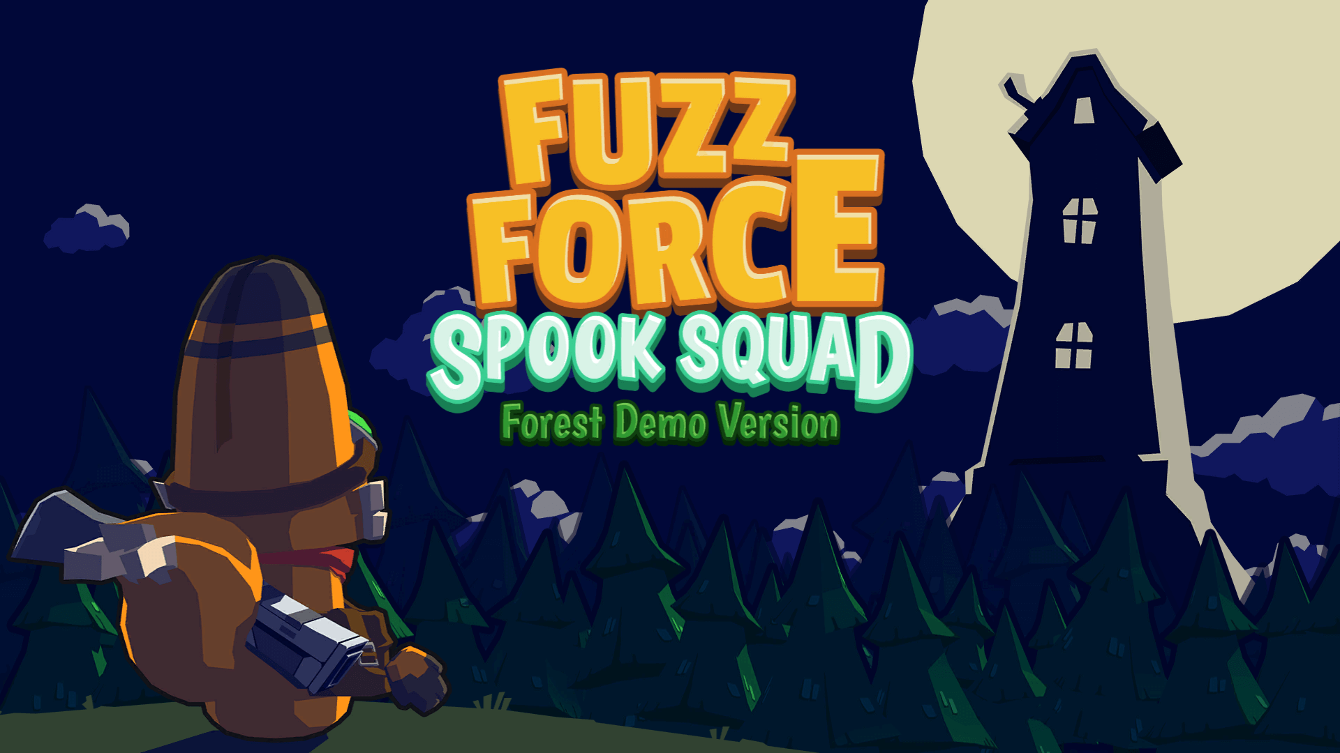 Fuzz Force Indie Pc Game