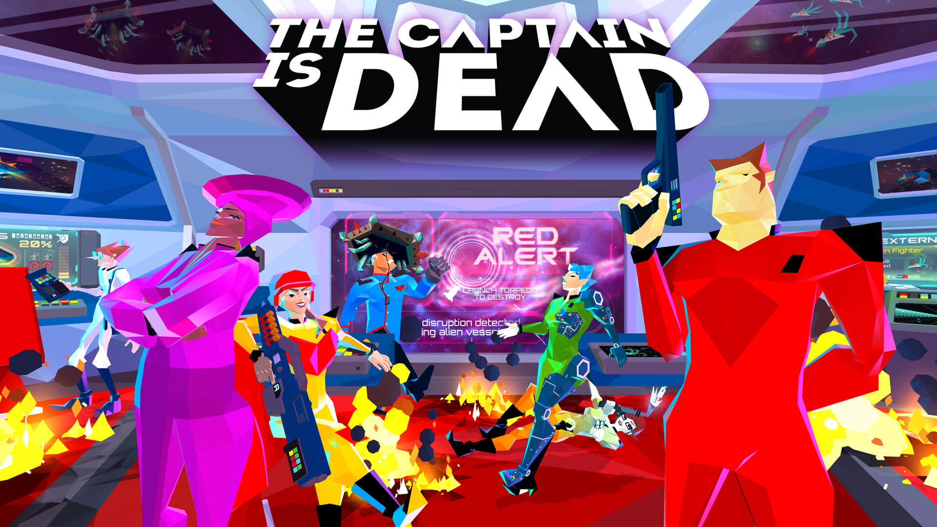 The Captain is Dead PC Game