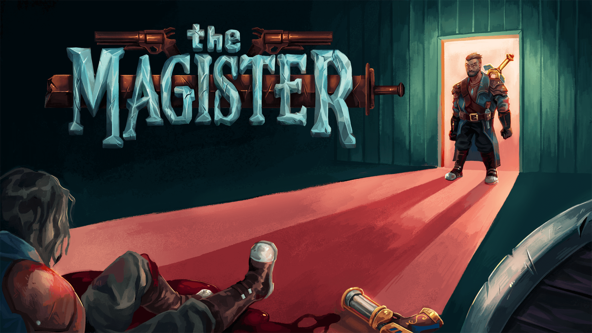 The Magister Pc RPG