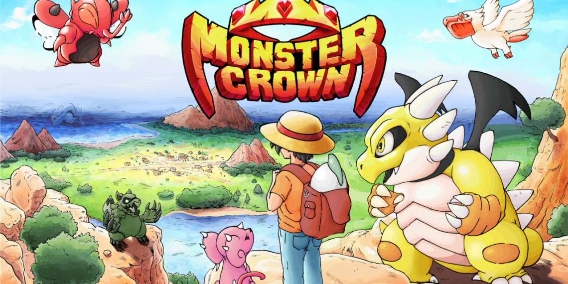 Monster Crown preview Header