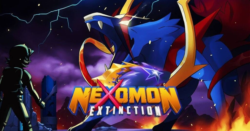 Nexomon Extinction Header