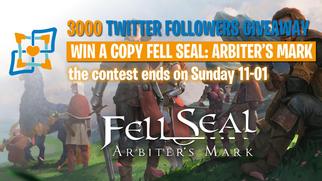 Fell Seal Giveaway