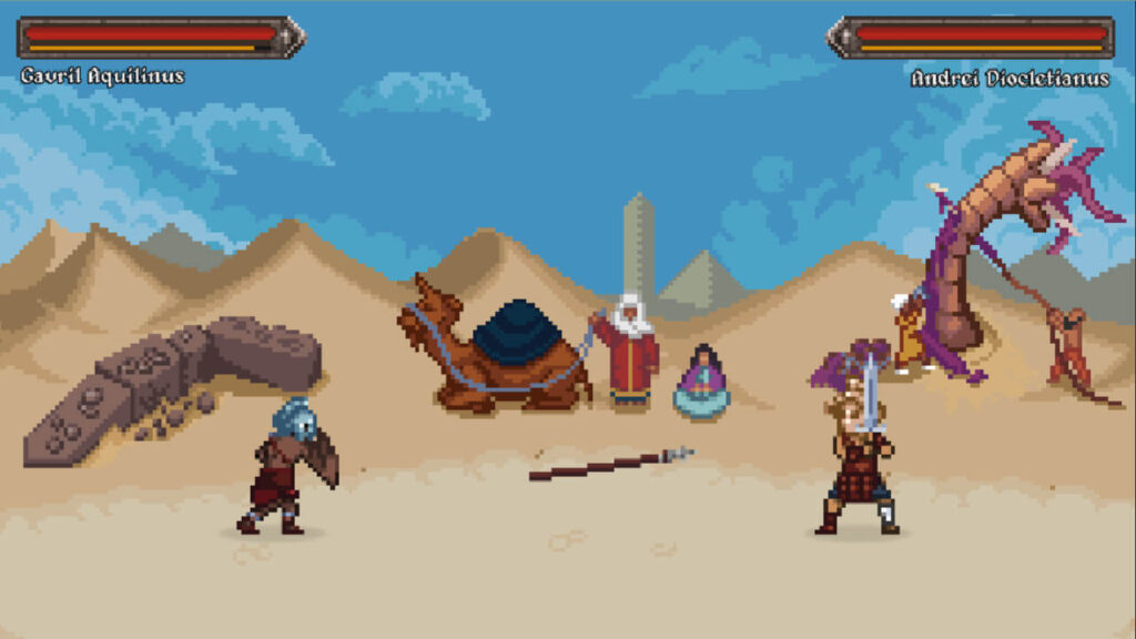 Gods Of Sand Pc RPG