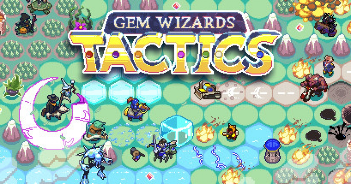 Gem Wizards Tactics