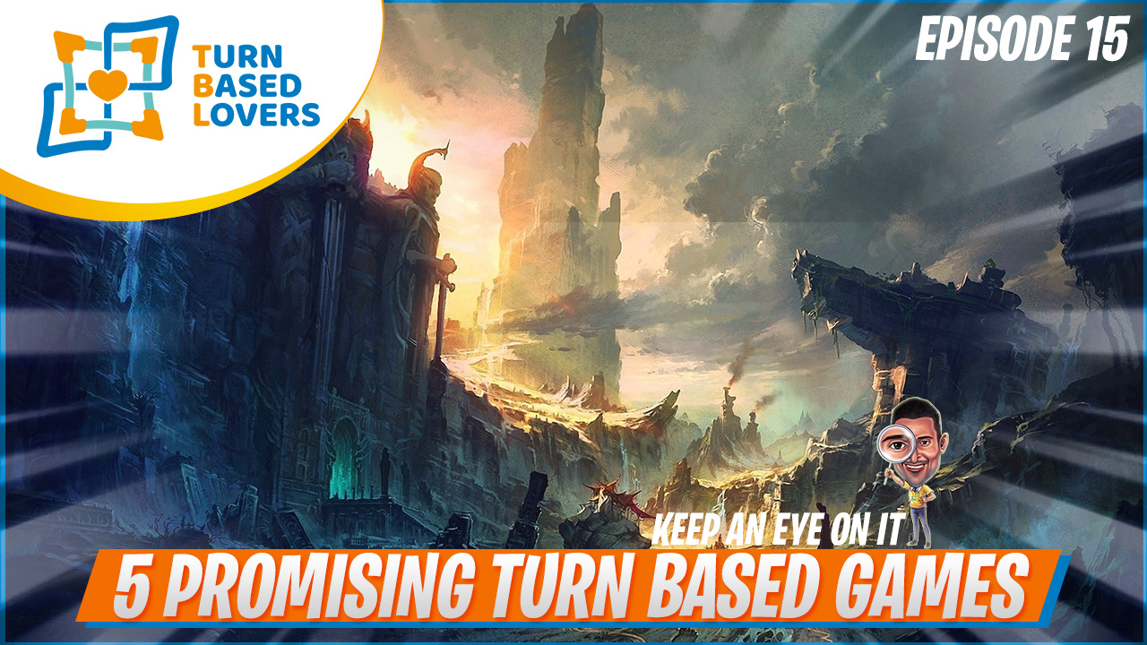 5 Best Upcoming Turn-Based RPGs & Strategy-2021