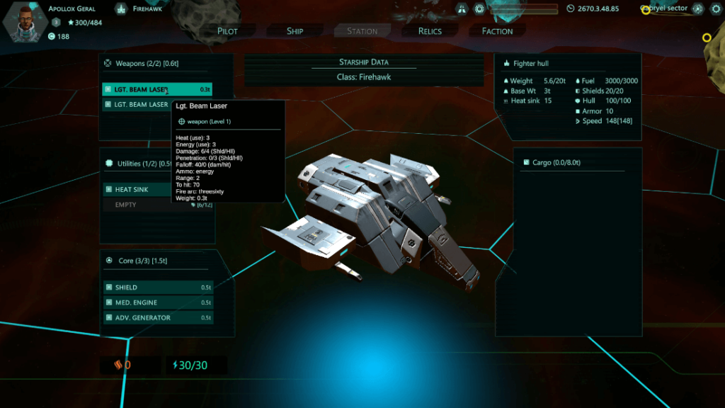 Relic Space Pc Game