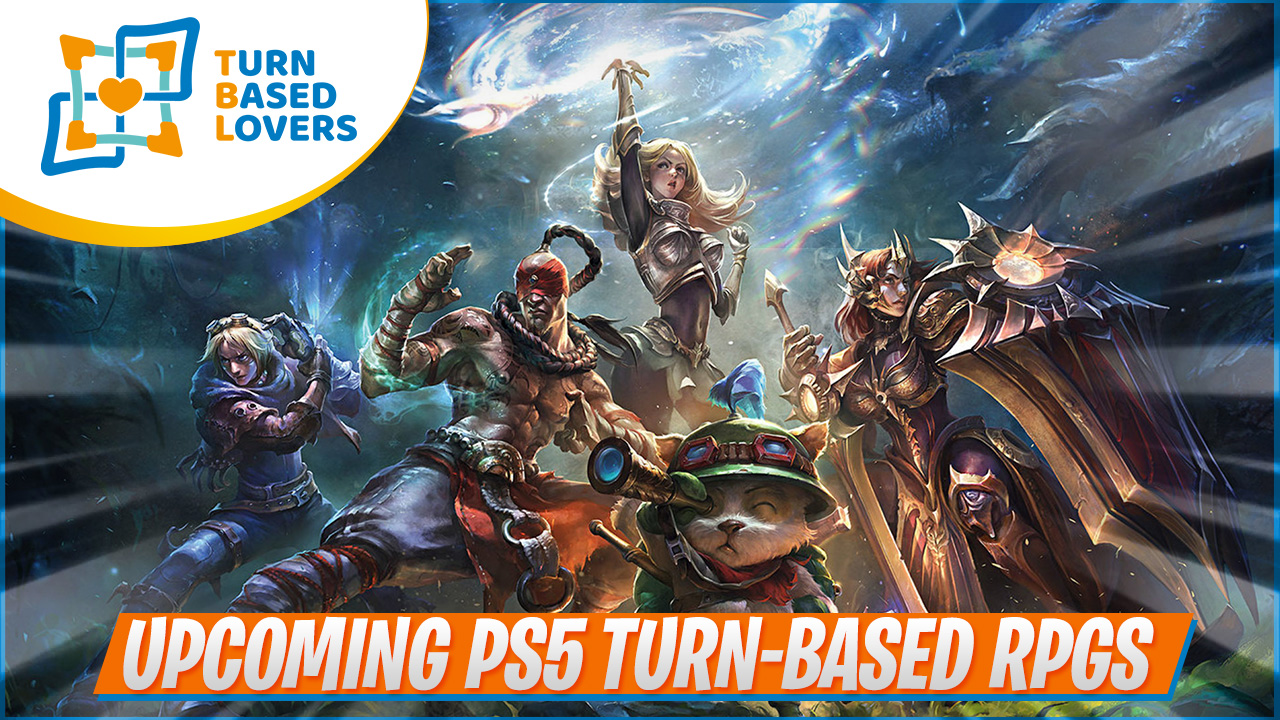 Upcoming PS5 Turn based RPGs & Strategy Games 2021