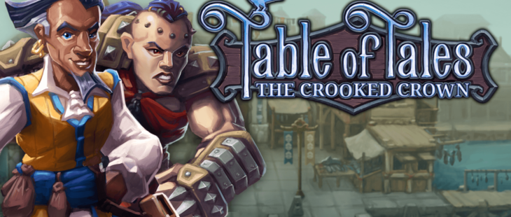 Table Of Tales The Crooked Crown