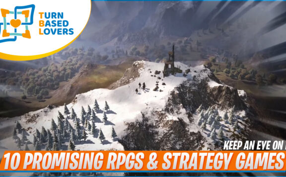 10 exciting turn-based RPGs & Strategy 2021 2022