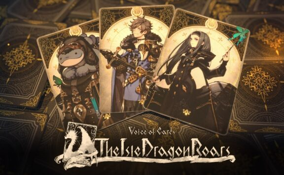 Voice Of Cards The Isle Dragon Roars