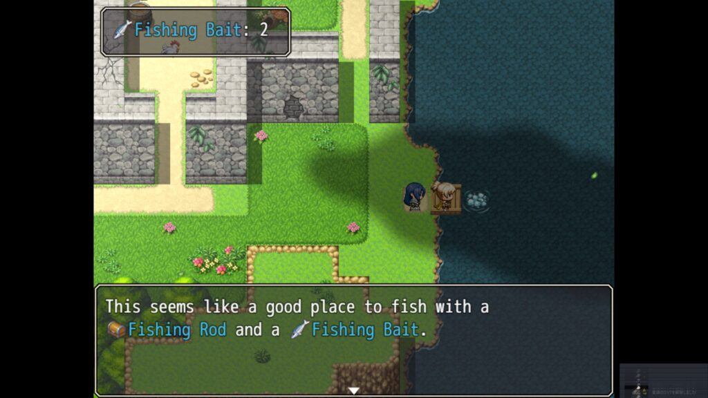 Fishing in Journey On
